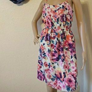 Forever 21 Floral spring Dress